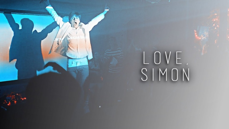 Simon spier surrender love simon