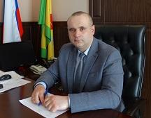 Обращение к жителям района главы муниципалитета Давида Тодуа