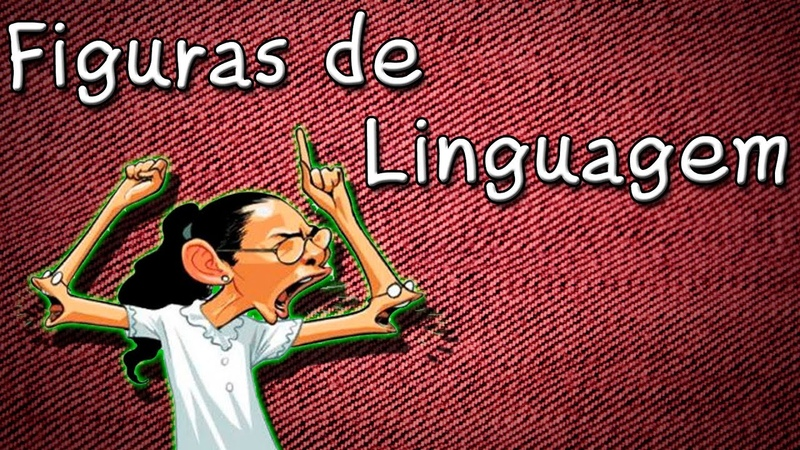 Figuras de Linguagem Aula Grátis de Português para Vestibular ENEM e Concursos