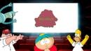 Упоминание Беларуси в зарубежных фильмах и мультфильмах