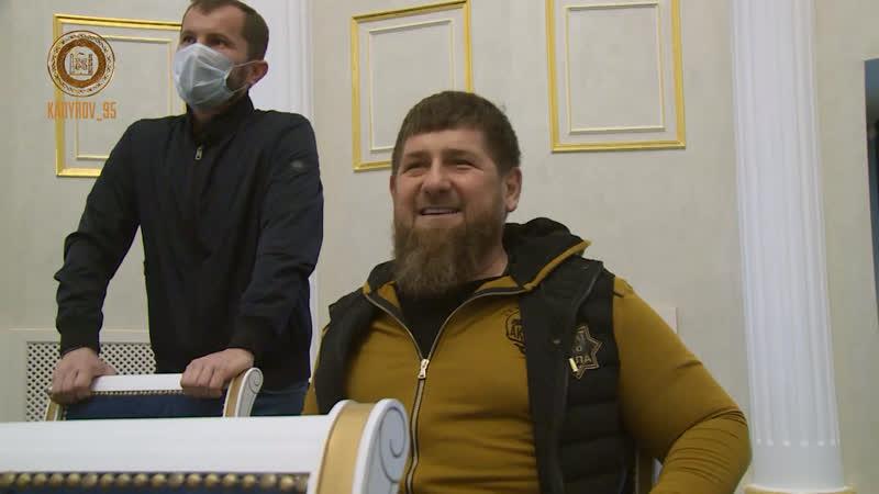 В ближайшее время в Грозном откроется Дворец торжеств