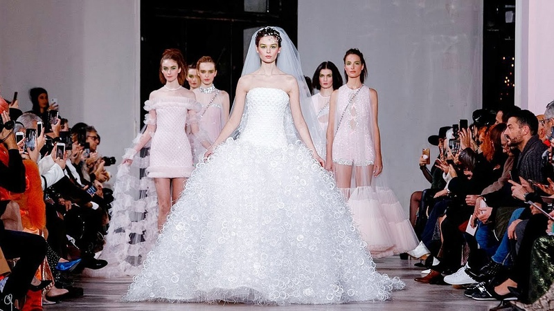 Georges Chakra Haute Couture Spring Summer 2019 Full Show