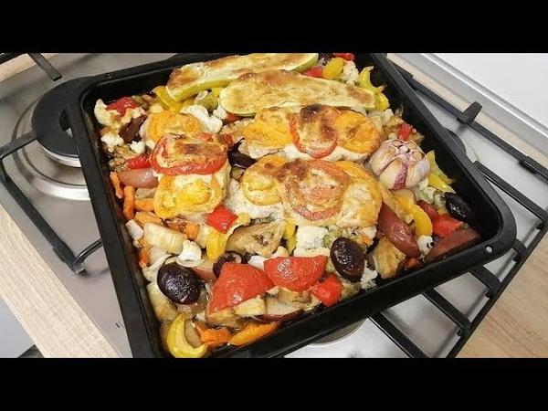 Легкое в приготовлении праздничное блюдо с минимальным кол вом углеводов для диабетиков и не только
