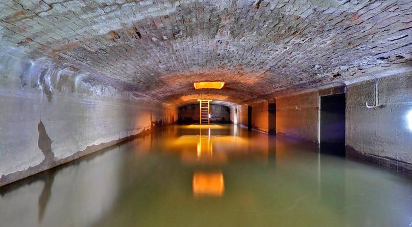 Подземные лабиринты