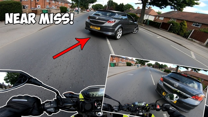 Close Call with Astra Near Collision Aaron Notts