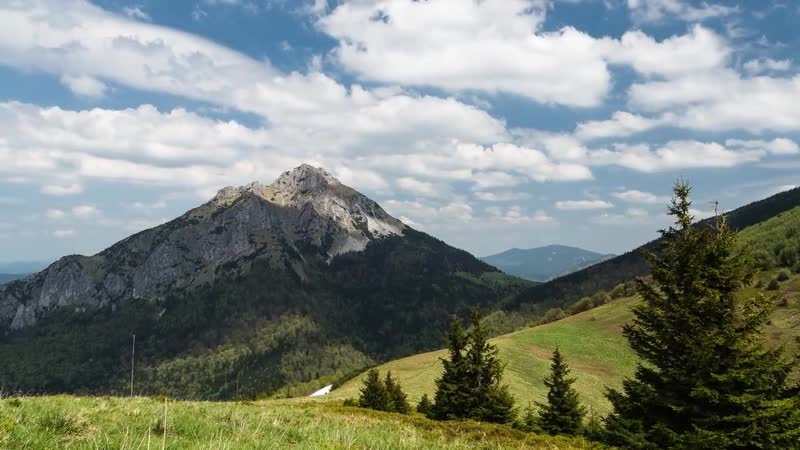 Гора не кажется неприступной если смотреть с ее вершины