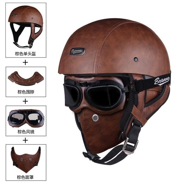 Офигенный мотоциклетный шлем -