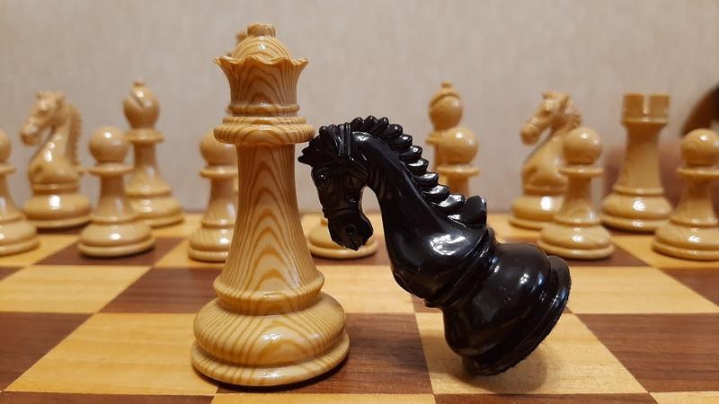 Шахматы Конь дразнит ферзя Учите эту ловушку Дебютная ловушка Обучение шахматам