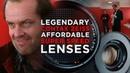 Legendary cine lenses on a budget – Zeiss Super Speeds vs Contax Zeiss MDEpicEpisodeS1E11
