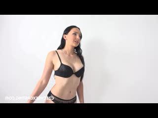 CzechSexCasting Bella Angel Amazing brunette fucked in photo sho