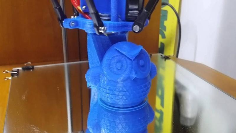 Impresora 3D casera Definitiva