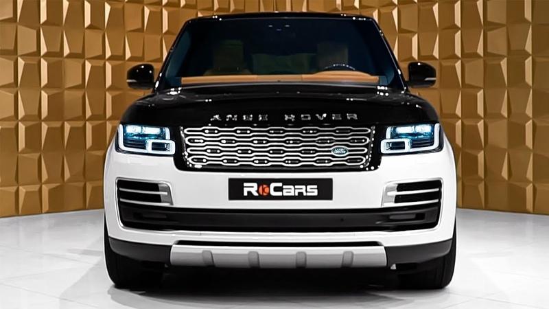 2020 Range Rover SV Autobiography L - V8 Luxury SUV in Details
