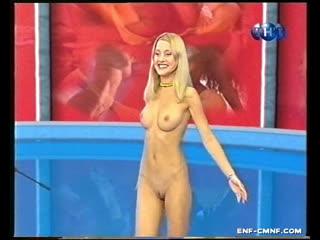Заплатили за наготу по телевизору  русское телешоу из девяностых