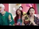 Классный корейский клип!Прикольные девчёнки