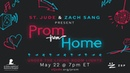 St. Jude Zach Sang: Prom From Home - Live Friday, May 22nd at 7pm ET - Set your reminder here!