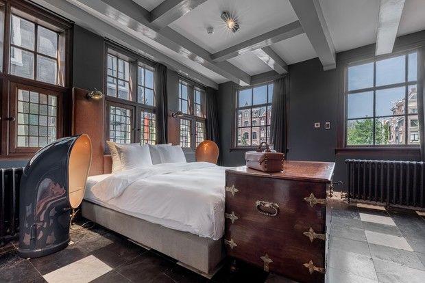 ОтельThe Craftsmen в Амстердаме