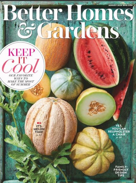 Better Homes   Gardens USA - August 2020 UserUpload.Net