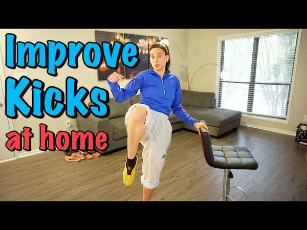 Improve your KICKS at HOME | TKD