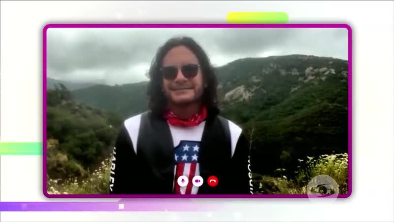 La Red Mario Cimarro habla sobre su papel de galán en Pasión de Gavilanes Caracol Televisión 720p