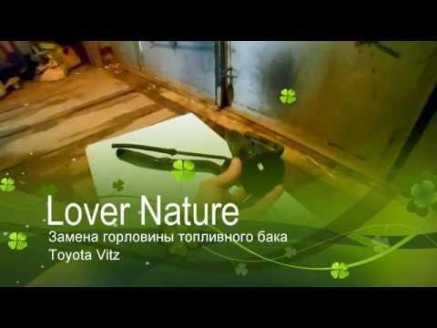 Замена Топливной горловины Toyota Vitz