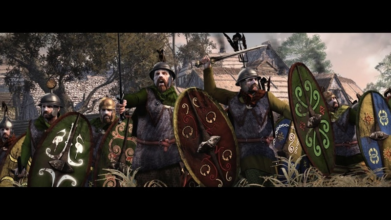 Battle of Gergovia 52 BC Vercingetorix Vs Gaius Julius Caesar Total War Rome 2 Historical Movie