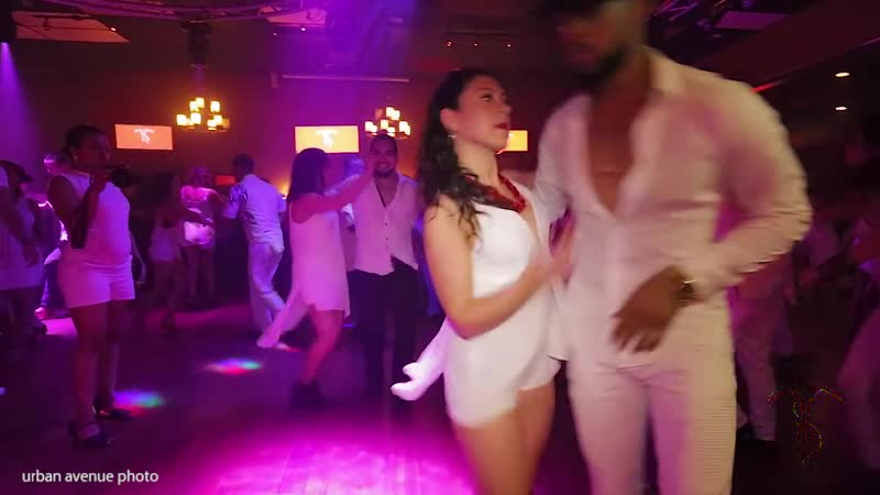 ROBERT JENNIFER GEYER Salsa Social Dance At THE SALSA ROOM