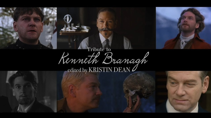 Tribute to Kenneth Branagh by Kristin Dean