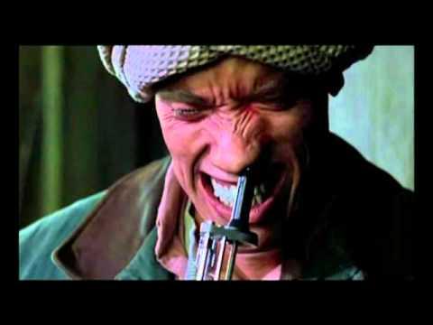 Arnold Schwarzenegger Total Recall nose scene