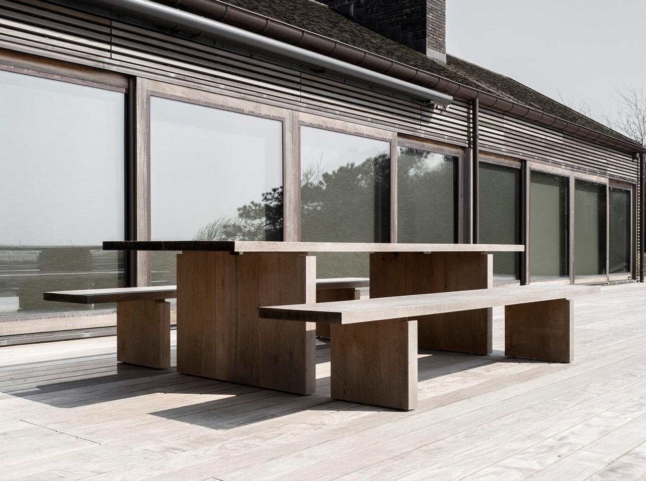 Norm Architects: уединенный дом на севере Дании
