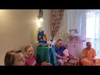 Харе Кришна Тюмень!  - Live