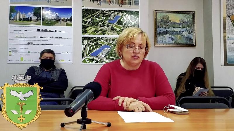 Епідемічна ситуація щодо COVID-19 у Словянську