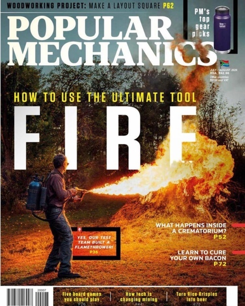 2020-07-01 Popular Mechanics South Africa