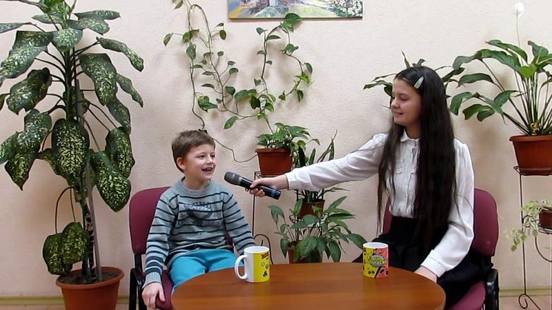 Детский взгляд. ВЫПУСК 1. День защитника Отечества.