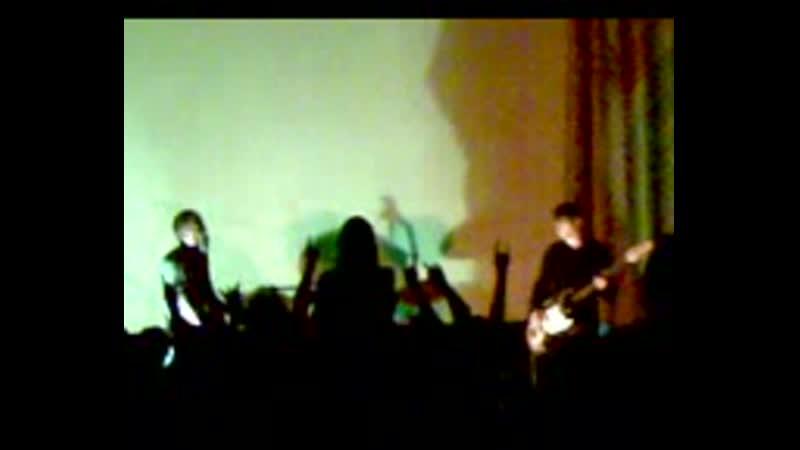 Твин Пикс Smells like teen spirit live 2008