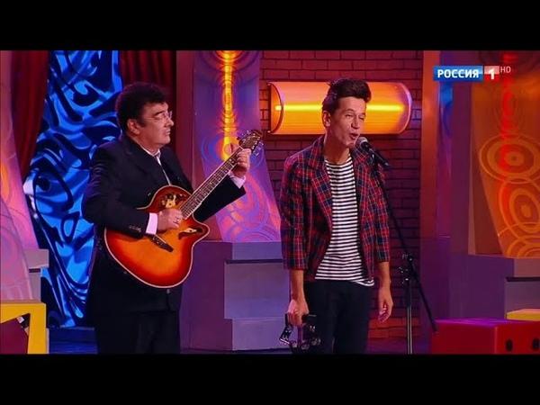 Петросян шоу Юмористическое шоу от 02 09 17 Россия 1