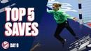 Top 5 Saves Main Round Day 9 Womens EHF EURO 2020