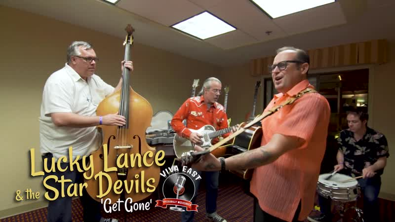 Get Gone LUCKY LANCE THE STAR DEVILS Viva East festival BOPFLIX sessions