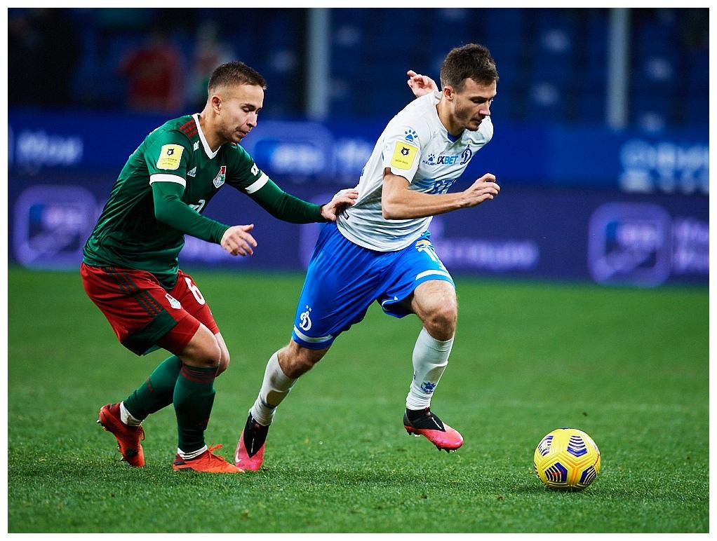 Динамо - Локомотив, 5:1