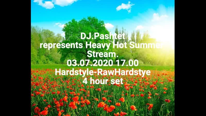 Heavy Hot Summer Stream