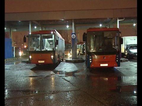 Метановый голод больших автобусов