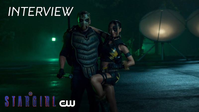 DC's Stargirl ISA Chat 3 The CW
