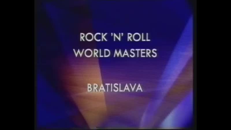 1996 RnR World Masters Bratislava