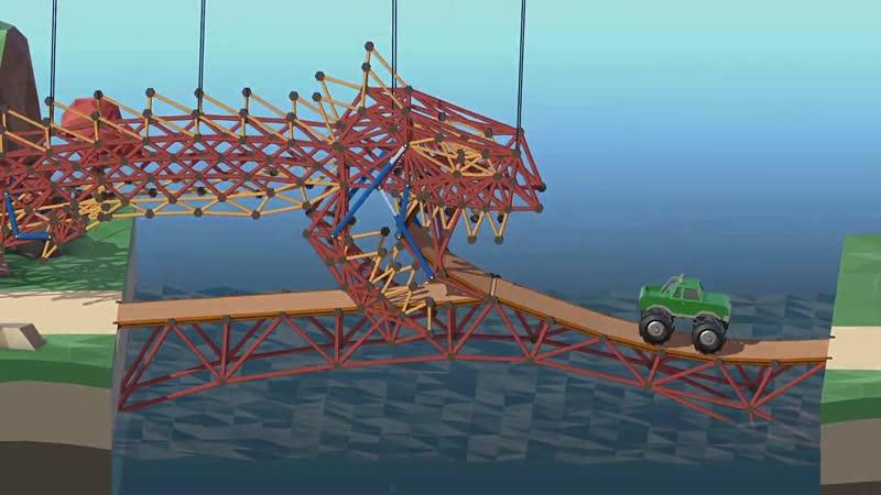 Poly Bridge 2 Launch Trailer