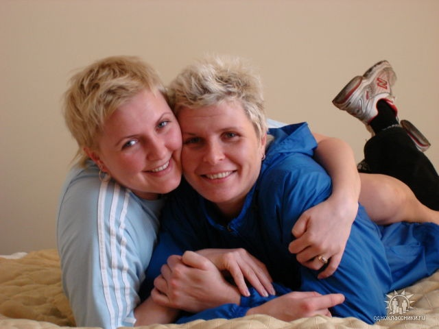 Ольга и Инна Суслины