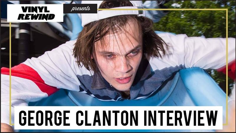 George Clanton interview Vinyl Rewind
