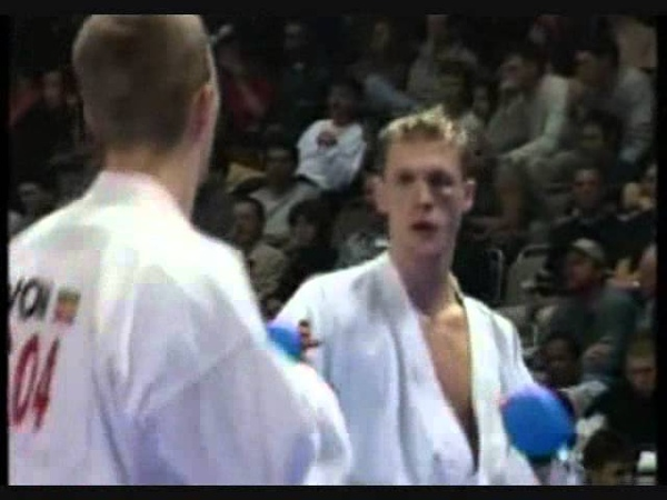 Junior Lefevre WKF