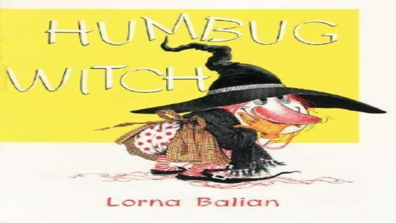 📚 Humbug Witch by Lorna Balian Read Aloud Books For Children Bedtime Stories