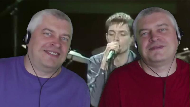 Бартья Иэн и Ян Кёртис переключают передачу (Joy Division - Transmission, Геннадий Горин)