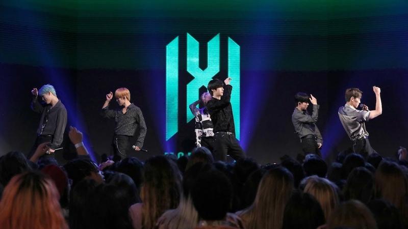 MONSTA X Fans Go Crazy with Who Do U Love?