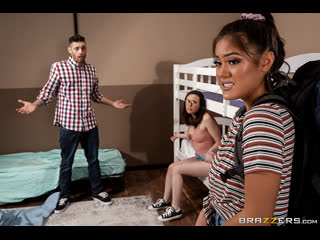 Brazzers - Bunk Bed Bang / Casey Calvert & Kendra Spade NewPorn2020